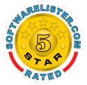 Rated 5 stars on SoftwareLister